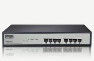 ۸ Port Gigabit Ethernet PoE Switch/8 Port PoE/802.3at/af -PE6108G
