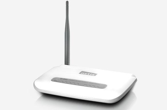 Netis 150Mbps Wireless N ADSL2+ Modem Router DL4304