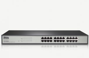 ST3324G – ۲۴ Port Gigabit Ethernet SNMP Switch