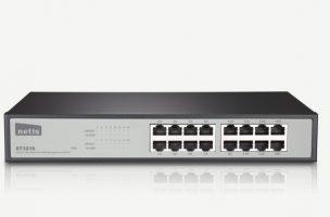 ST3216 – ۱۶ Port Fast Ethernet Web Management Switch