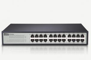 ST3224 – ۲۴ Port Fast Ethernet Web Management Switch