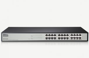 ۲۴ Port Fast Ethernet Rackmount Switch ST3124 (ST-3115)