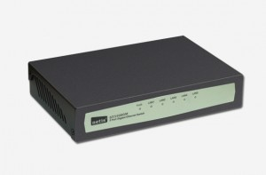 ۵ Port Gigabit Ethernet Switch-ST3105GM