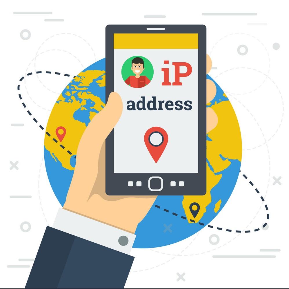 پیدا کردن آدرس شخص از روی IP دستگاه