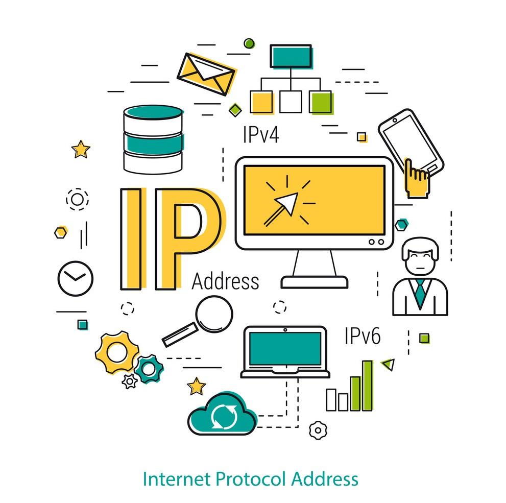 ساختار IPV4 و IPV6
