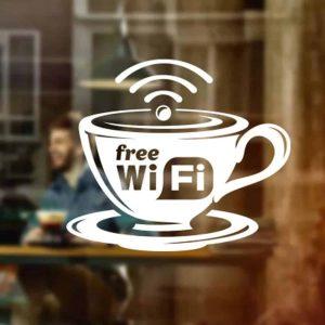 اینترنت وایرلس عمومی PUBLIC WIFI در رستوران ها و کافه ها